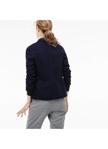 Lacoste Kadın  Ceket VF8288.725 Lacivert